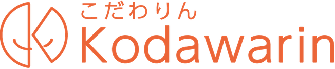Kodawarin(こだわりん)のロゴ